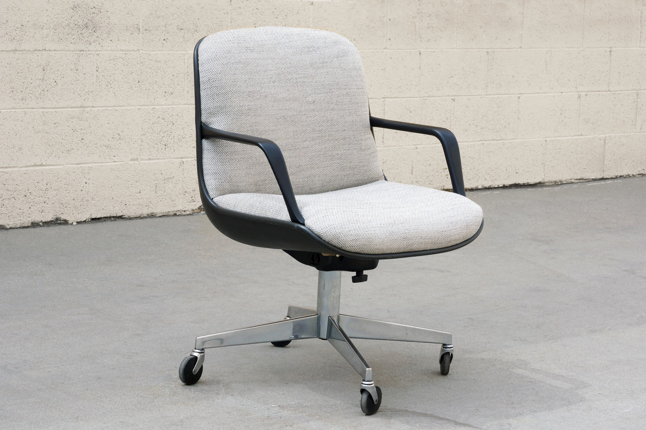 SOLD - Vintage Steelcase 47 Office Chair, Refinished