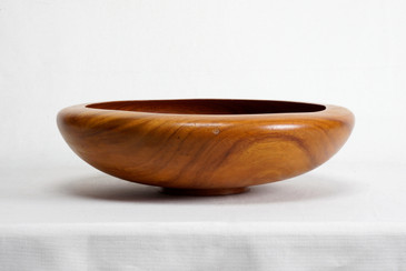SOLD - Large Vintage Koa Wood Bowl, Free Shipping