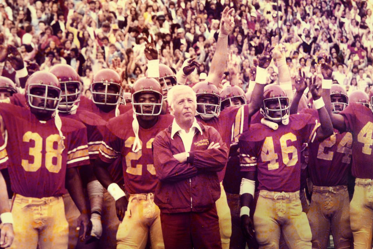 The Jimmy Kimmel LA Bowl should be named after John McKay