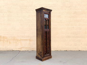 SOLD - Antique India Storage Cabinet, Reclaimed Wood