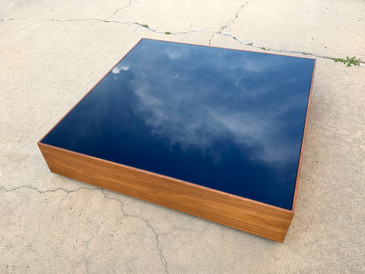 Mid Century Modern Japanese Coffee Table