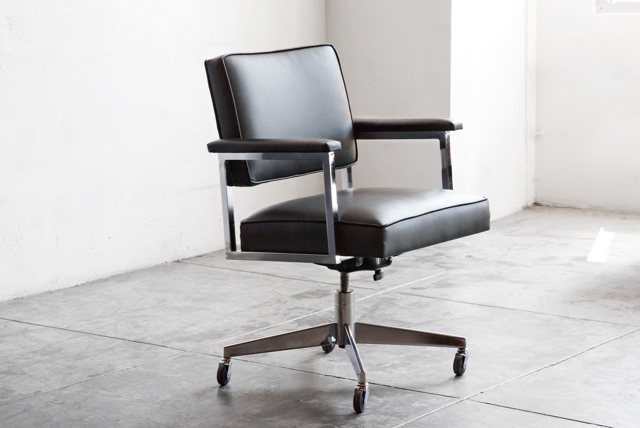 SOLD - 47s SteelCase Office Chair, Refinished