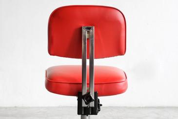 SOLD - Vintage Task Office Chair, Reupholstered, 1970s