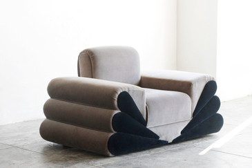SOLD - Impressive French Art Deco Club Chair