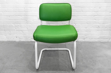 SOLD - Set of Two Chromcraft Cantilever Chairs