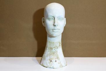 SOLD - Ralph Pucci Mannequin Mold, Josie Borain, 1989