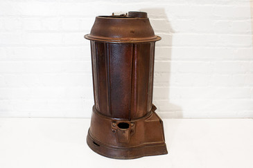 SOLD - Cast Iron Space Heater