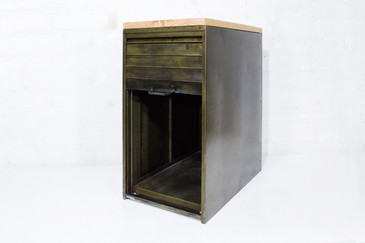 "SOLD - ""Mini"" Industrial Storage Unit"