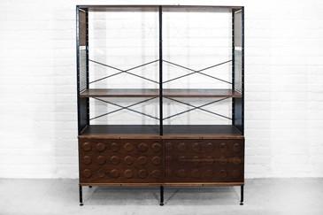 SOLD - Modernica Case Study Bookcase- Credenza, C. 2000
