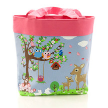 Bobble Art Woodland Large Tote