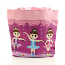 Bobble Art Ballerina Large Tote