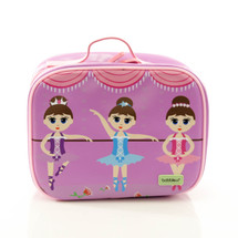 Bobble Art Ballerina Lunch Box