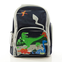 Bobble Art Dinosaur School Backpack