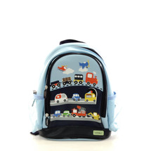 Bobble Art Traffic Small Poly Vinyl Backpack