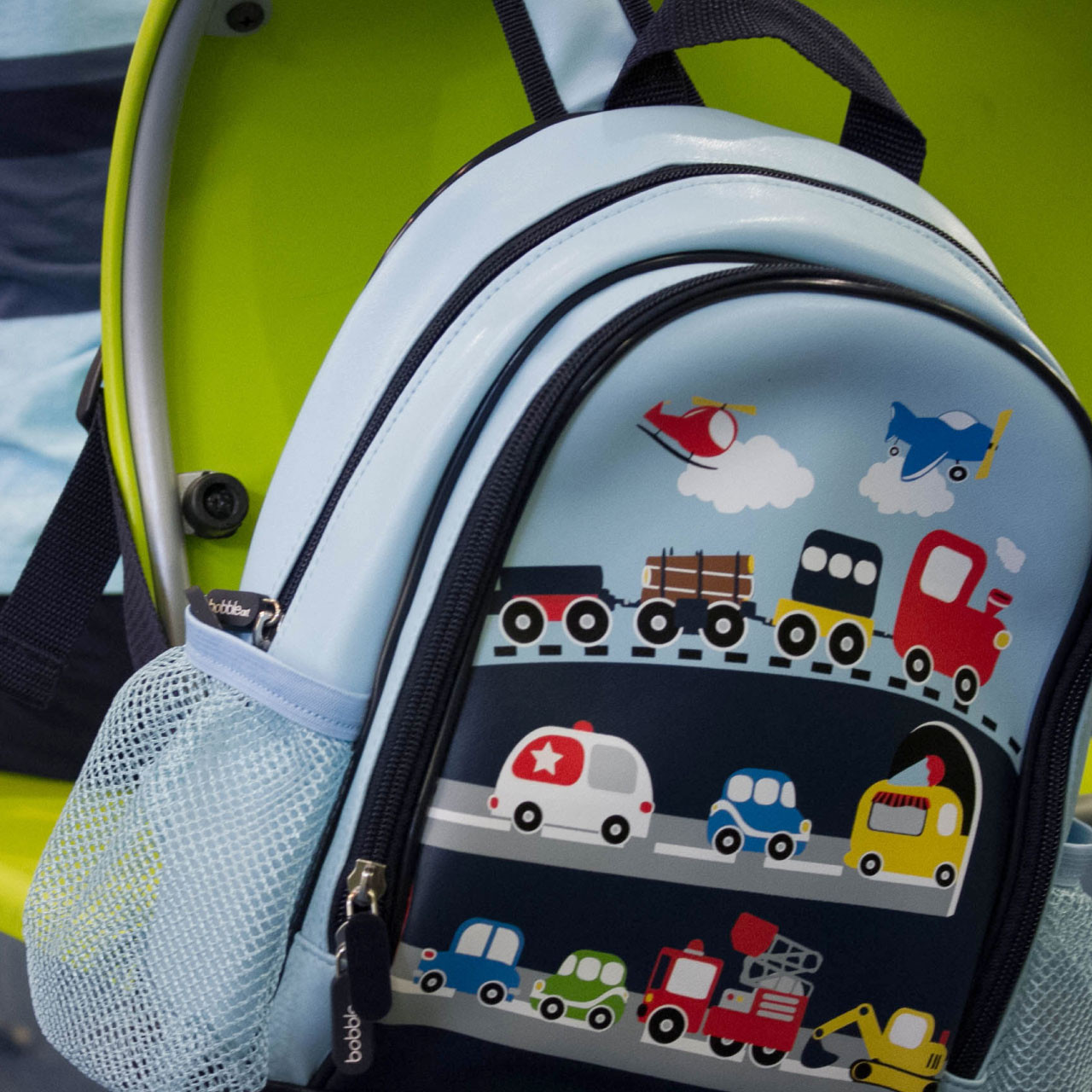a17ad51a91 Small Knapsack for Toddlers. Bobble Art Small Bag. See more images