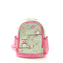 Bobble Art Owl Small Poly Vinyl Backpack