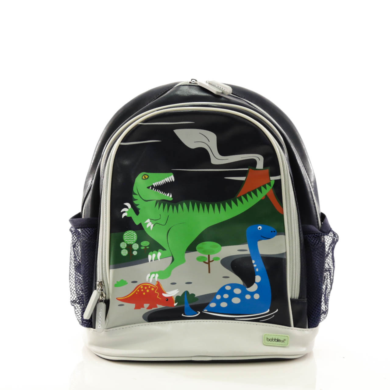 5ef84f08bc Large Backpack for Toddlers. Bobble Art Dinosaur Backpack. See more images