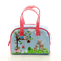 Bobble Art Woodland Purse