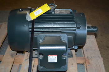 New Surplus Electric Motor 30 HP 1770 RPM 286 TC Frame 230.460 Volts TEFC encl Part Number 4FA030L1FAGCKN This Motor was removed from New Pump & Motor combinations