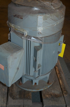 GE, 40 HP, L324HP16, 1775, 1800, 460, 5K324FP229 Electric, Vertical, Motor New Surplus