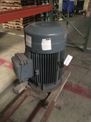 LOHER, ANGA-280SC-04M,  TEFC,ELECTRIC Motor. HP:100 (75Kw) Rpm:1785/1800, VOLTS 460, New, Surplus,