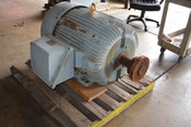 RELIANCE, 100 HP, 444T, 1188, 1200, TEFC, 460, P44C0705A, ELECTRIC MOTOR,