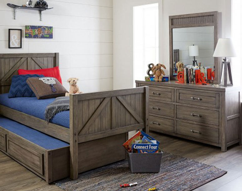 Bunkhouse Collection: Bedroom Furniture for Boys, Part 3 ...