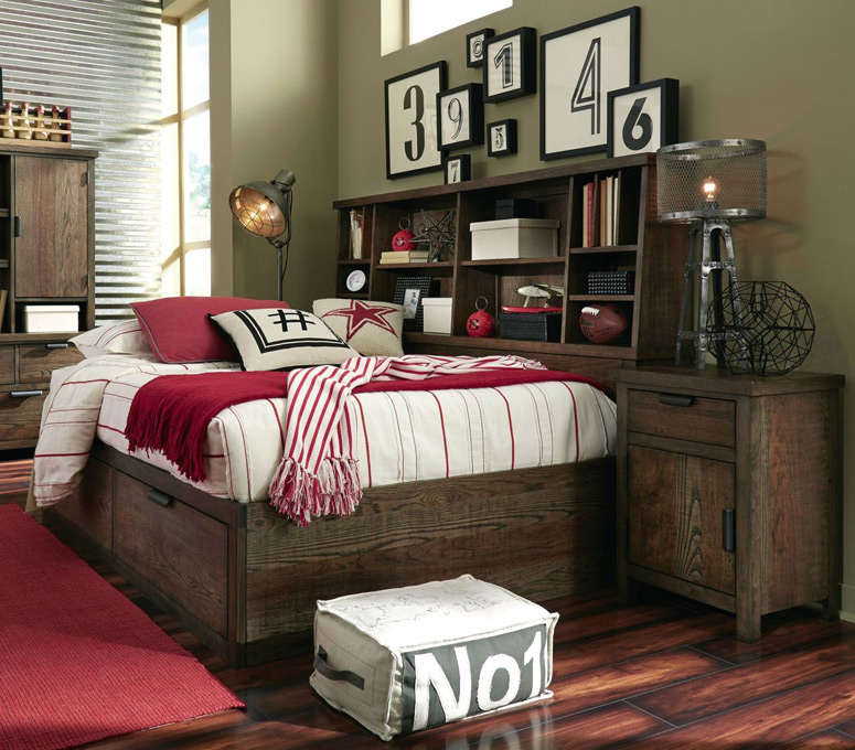 Fulton County Collection: Bedroom Furniture For Boys