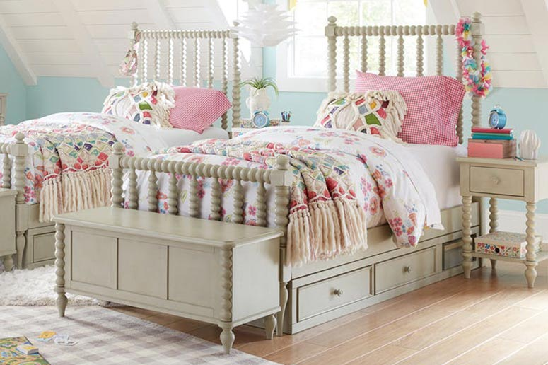 The Grace Collection Of Bedroom Furniture For Girls Part 2
