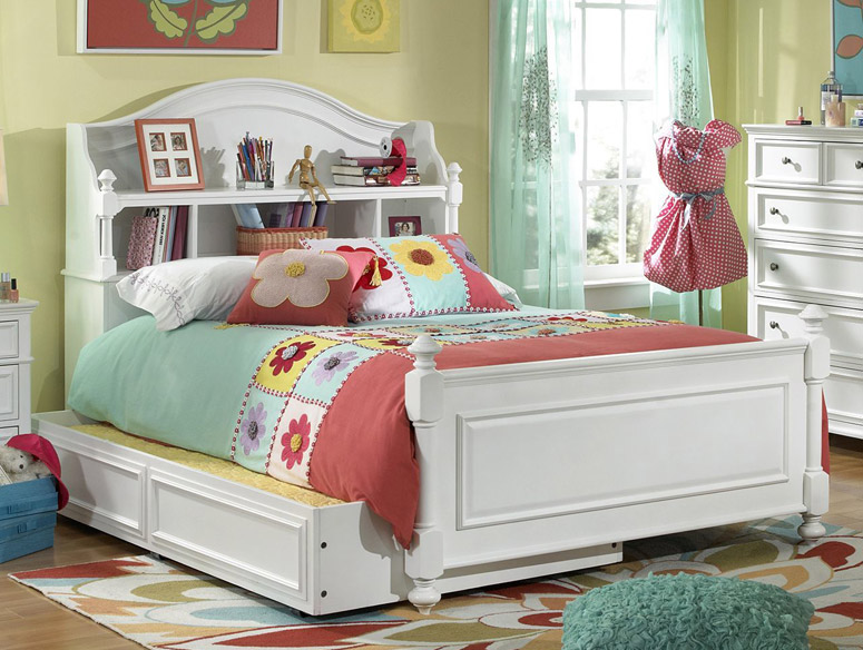 Madison Bookcase Bed, Full