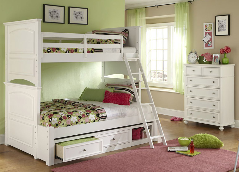Madison Twin over Full Bunk