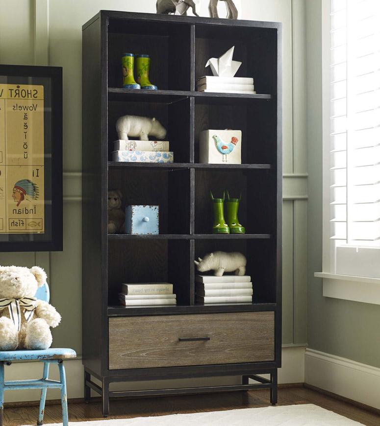 myRoom Bookcase - Dark