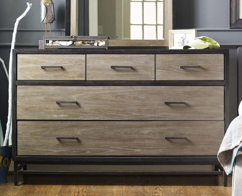 myRoom Drawer Dresser - Dark
