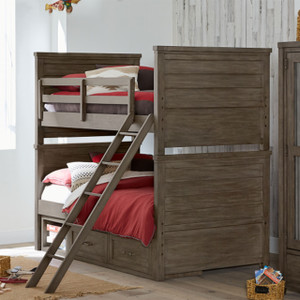 Bunkhouse Panel Bunk, Twin/Twin