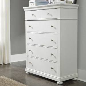 Canterbury Drawer Chest - White