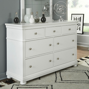Canterbury Dresser - White