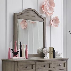 Farm House Arched Dresser Mirror