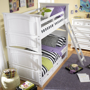 Madison Twin over Twin Bunk