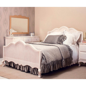 Hilary Bed with Caning, Twin