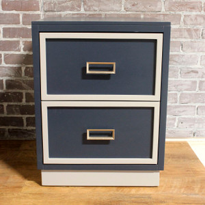 Max 2-Drawer Nightstand