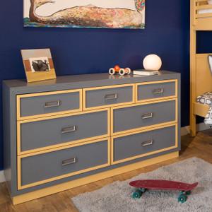 Max 7-Drawer Dresser