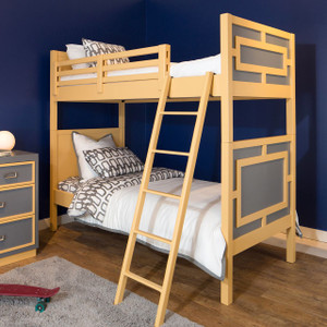 Max Bunk Bed, Twin