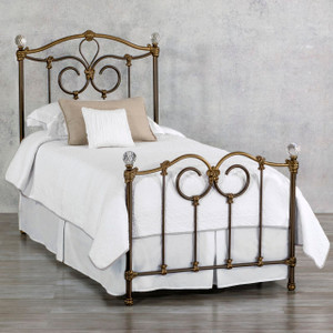 Aster Iron Bed, Twin