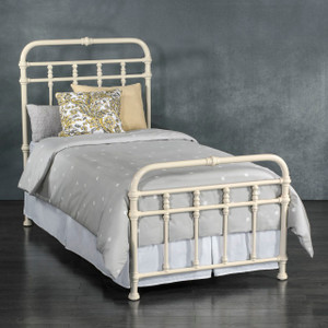 Cold Spring Iron Bed, Twin
