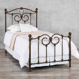 Tisbury Iron Bed, Twin
