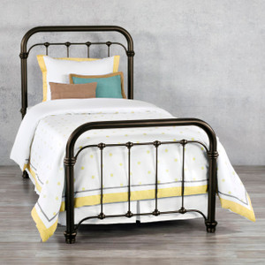 Wellfleet Iron Bed, Twin