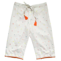 Lulu Colored Girls Dots Pants -  pack of 3