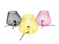Table Lamp TearDrop Metal