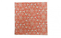 Cora Napkins - Coral - Set of 6