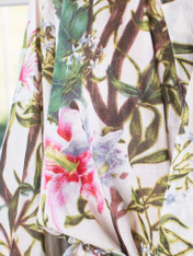 Bamboo Print Scarf/Sarong Pack of 2 (SOLD OUT)